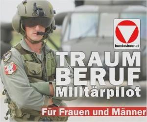 Heerespersonalamt Traumberuf Militärpilot