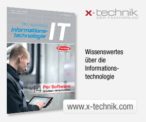 x-technik Fachmagazin Informationstechnologie