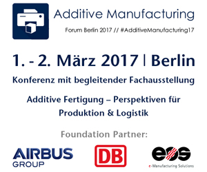 IPM Additive Manufacturing Forum Berlin 2016