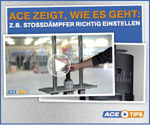 ACE Stoßdämpfer bis 01.09.2017