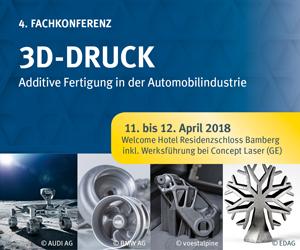 3D-Druck Fachkonferenz SV Veranstaltungen 201