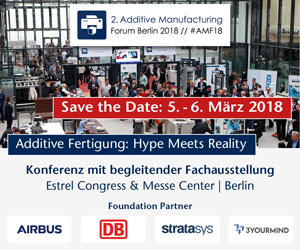 Additive Manufacturing Forum Berlin 2018
