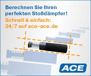 ACE Stoßdämpfer ab 01.12.2017