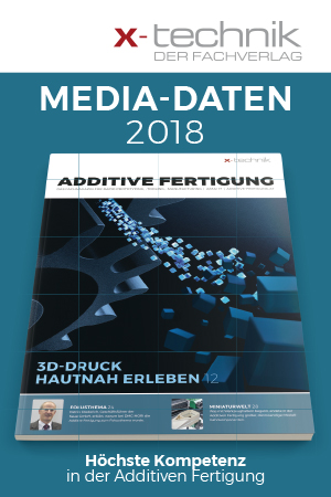 x-technik Media-Daten 2018 AF