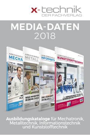 x-technik Media-Daten 2017 Bildungskataloge