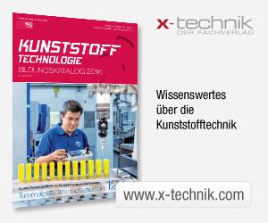 x-technik Fachmagazin Kuststofftechnik ABO