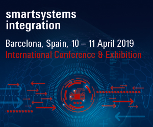 Smart Systems Integration 2019 Barcelona