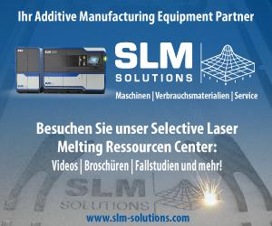 SLM Solutions ADDKON 2019#2