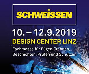 Schweissen 2019 schweisstechnik.at