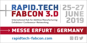 Messe Erfurt Rapid.tech 2019