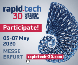 Rapid.Tech 2020 Messe Erfurt