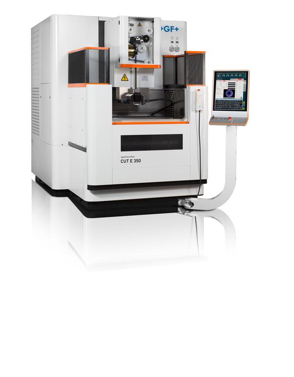 CUT E 350 von GF Machining Solutions - Effizienz auf Tastendruck ...